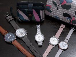 Collection d'été 2018 de Fossil : les montres et sacs incontournables