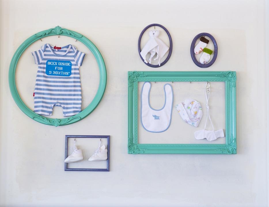 La liste de produits essentiels pour la venue d'un nouveau bébé