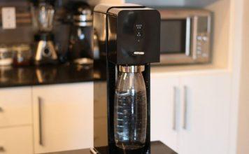 test de la machine eau p tillante source de sodastream. Black Bedroom Furniture Sets. Home Design Ideas