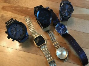 Les montres Nixon