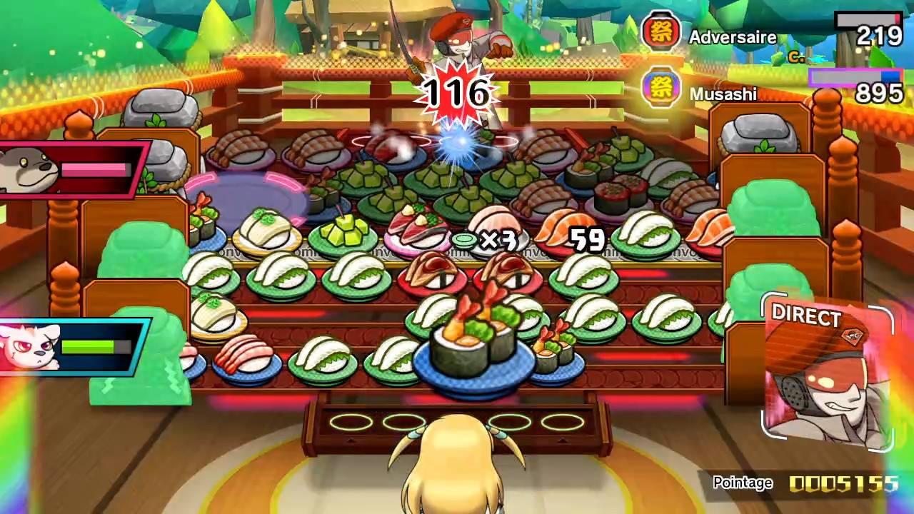 Sushi Striker 2