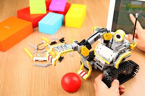 ensemble BuilderBots de Jimu Robot