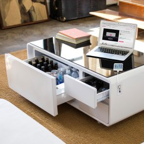 Table basse intelligente
