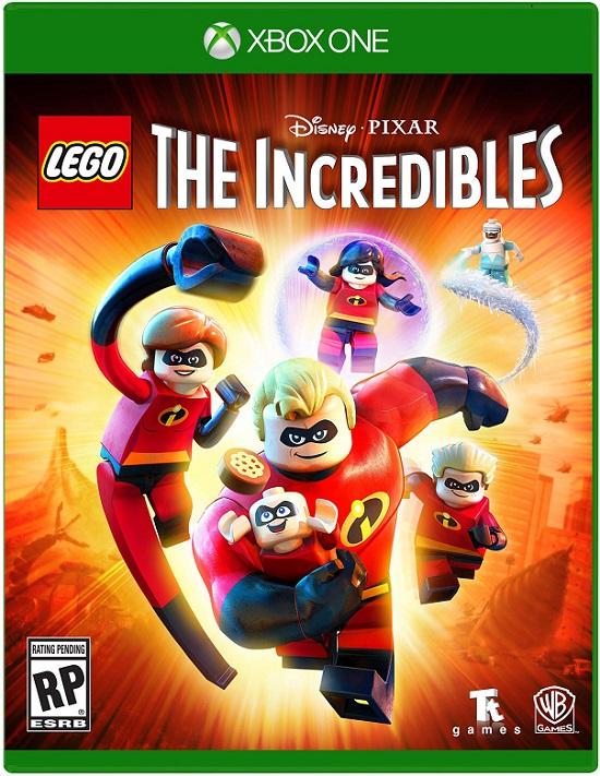 LEGO Incredibles pochette