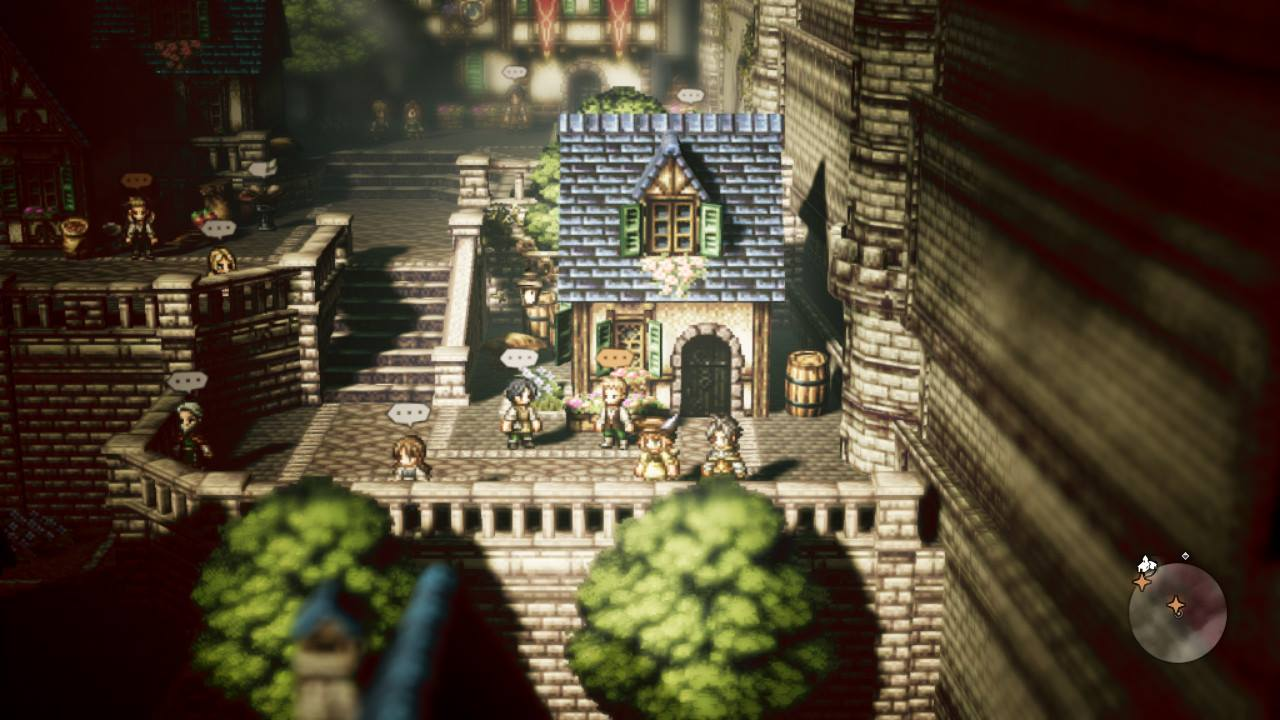 Octopath image 1