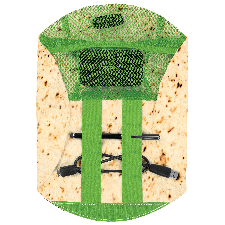 Pochette pour accessoires qui s'enroule Digital Burrito de JanSport2