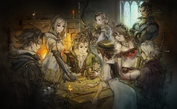 Octopath Traveler header
