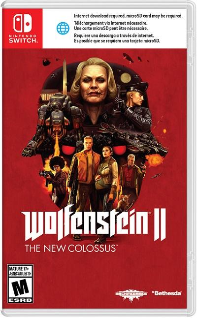 Wolfenstein pochette