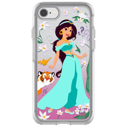 étui rigide ajusté d'OtterBox princesse Jasmine