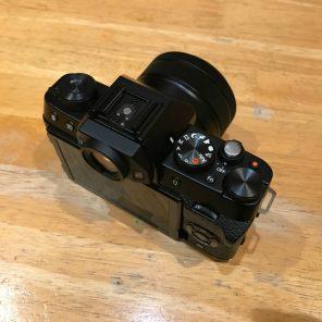 Caméra sans miroir