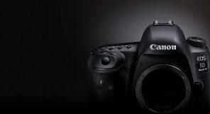 caméra reflex haut de gamme