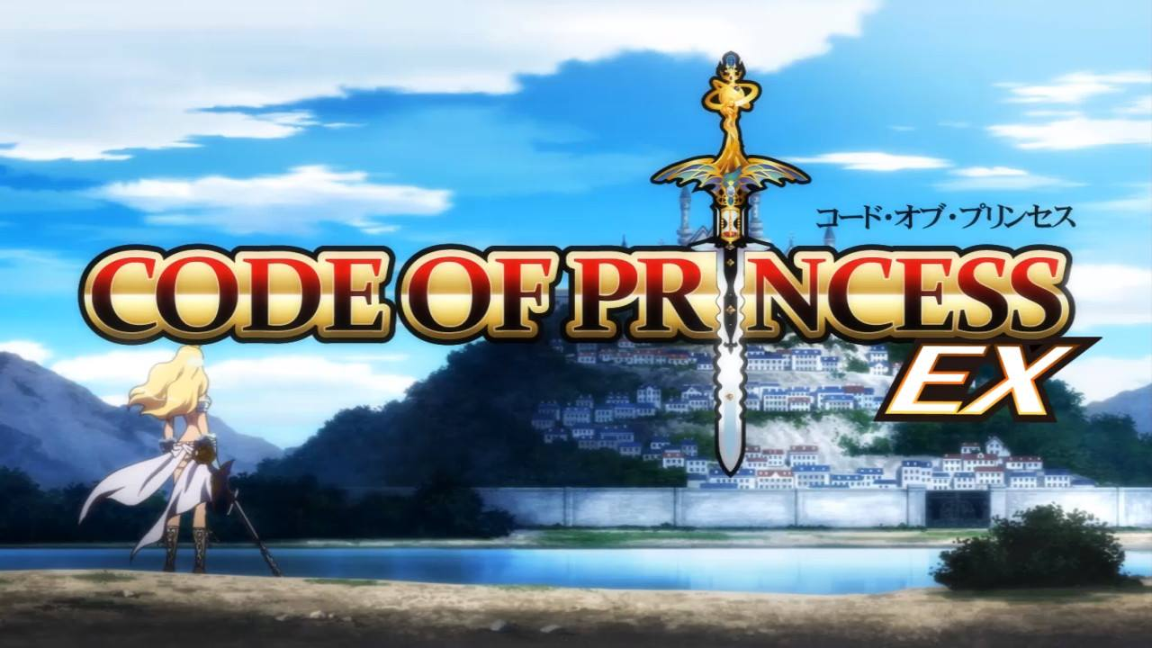 Code of Princess header