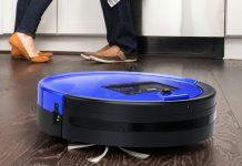 Aspirateur robot