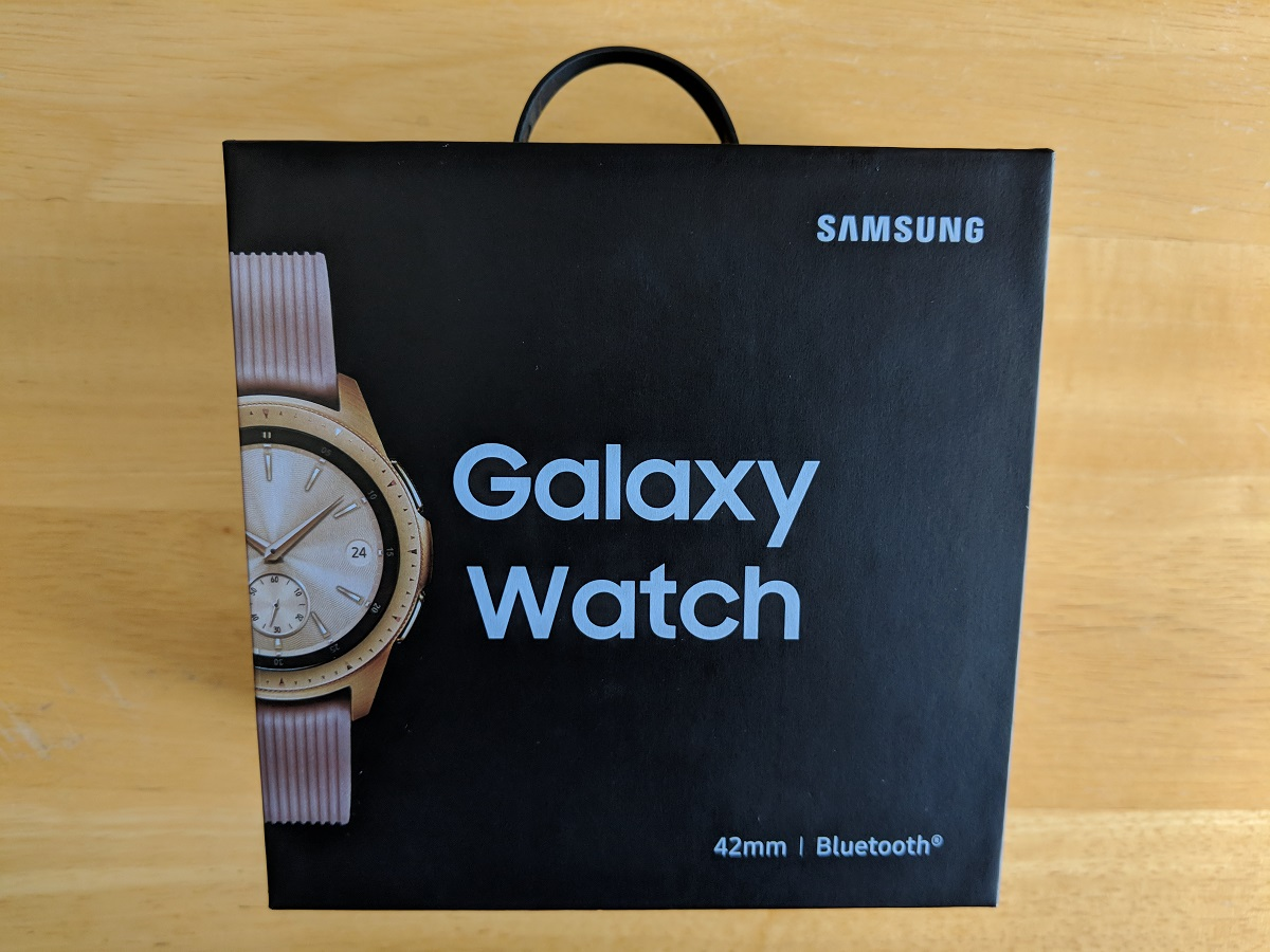 Galaxy Watch image 4