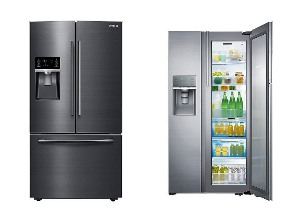 R frig rateur deux portes ou r frig rateur cong lateur juxtapos blogue best buy - Refrigerateur deux portes ...