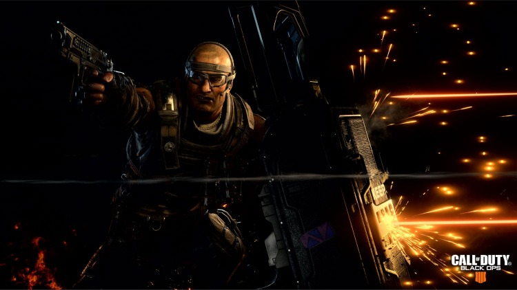 Duty Black Ops 4