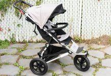 poussette Urban Jungle de Mountain Buggy