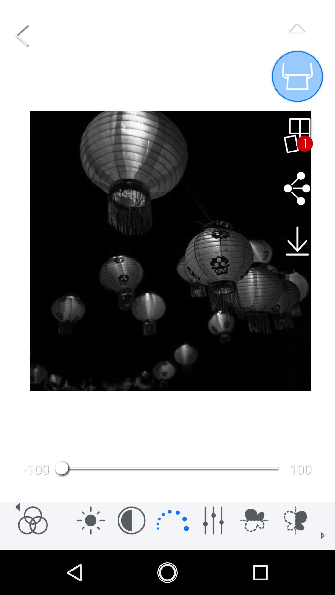 Canon IVY personnalisation des photos