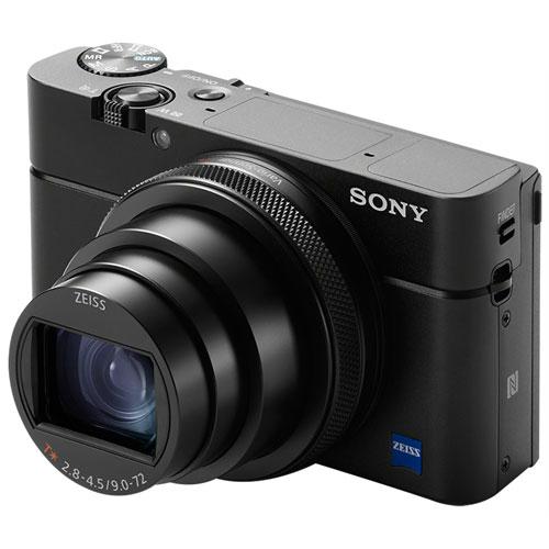 Sony RX100 lentille polyvalente