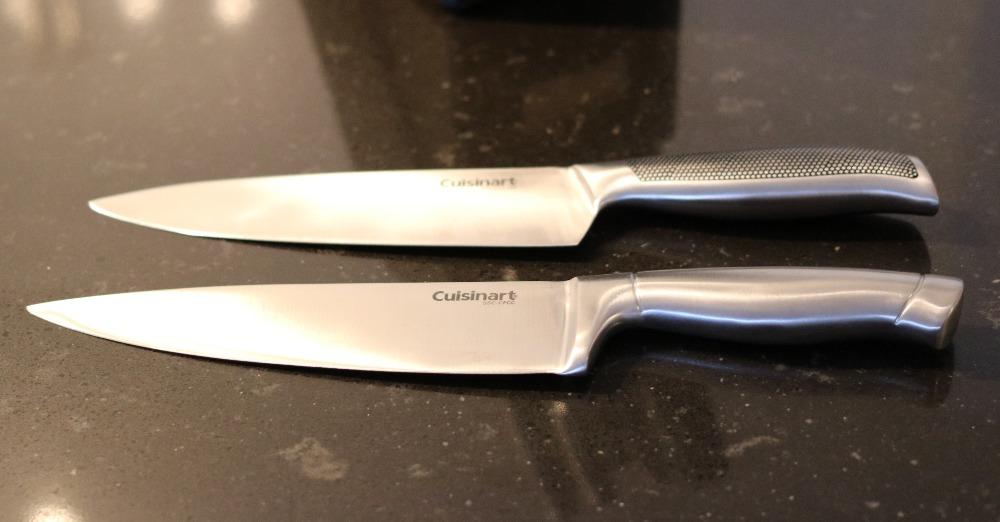 porte-couteaux 17 pièces et 21 pièces - acier inoxydable