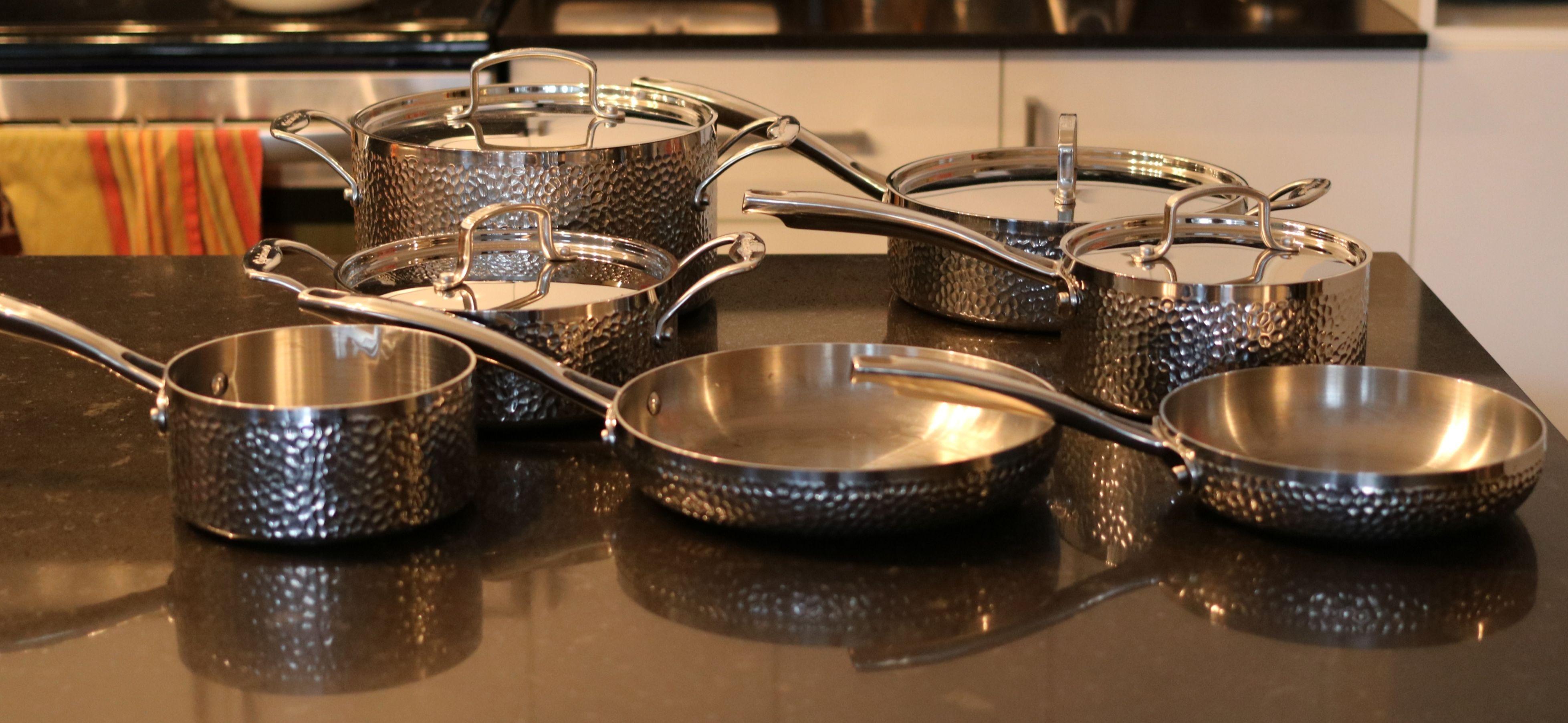 Batterie De Cuisine Gaz critique de la batterie de cuisine elite collection de