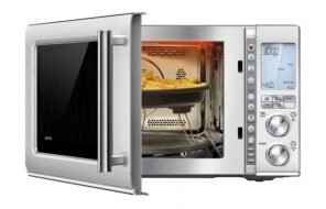 3-in-one microwave Breville