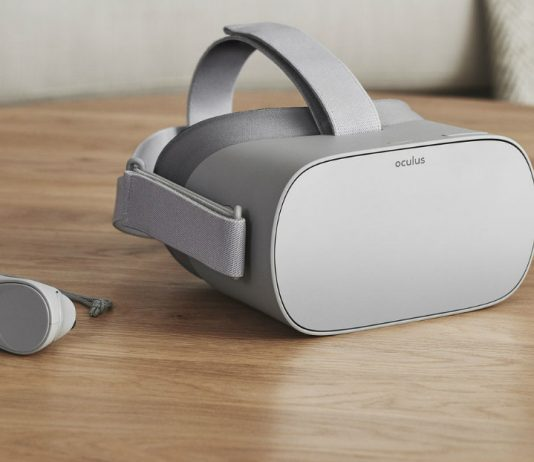 Casque de réalité virtuelle - Oculus Go