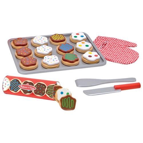 ensemble pour couper et cuire des biscuits Melissa & Doug