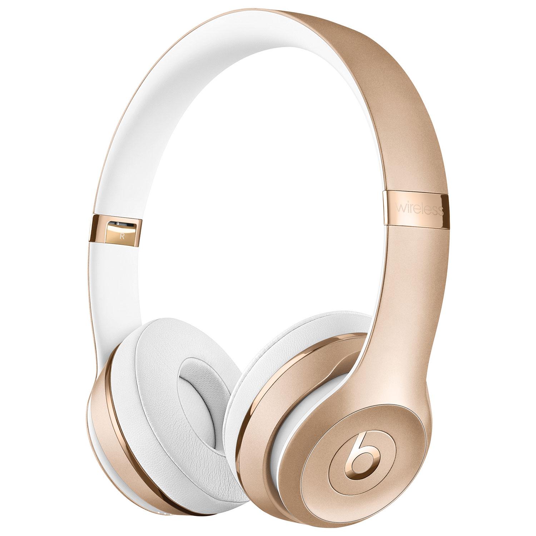 casque d'écoute Bluetooth à isolation sonore Solo3 de Beats by Dr. Dre