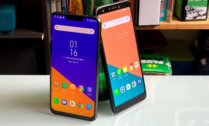 ASUS ZenFone 5Z and 5Q