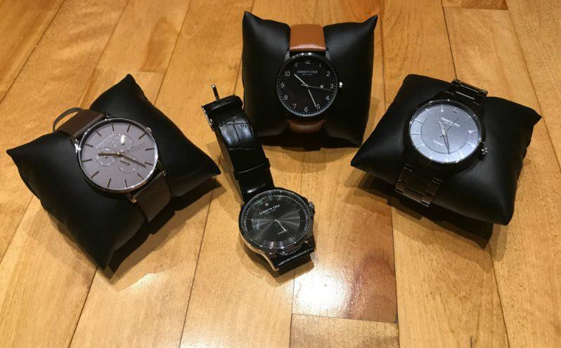 nouvelles montres - de kenneth cole