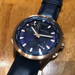 nouvelles montres - nautica