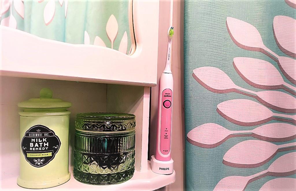 brosse à dents sonique Sonicare HealthyWhite Rose