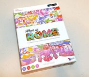 le jeu de When in Rome