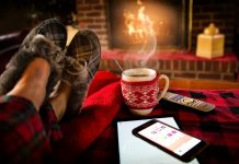 De tout pour garder vos invités bien au chaud durant la saison froide