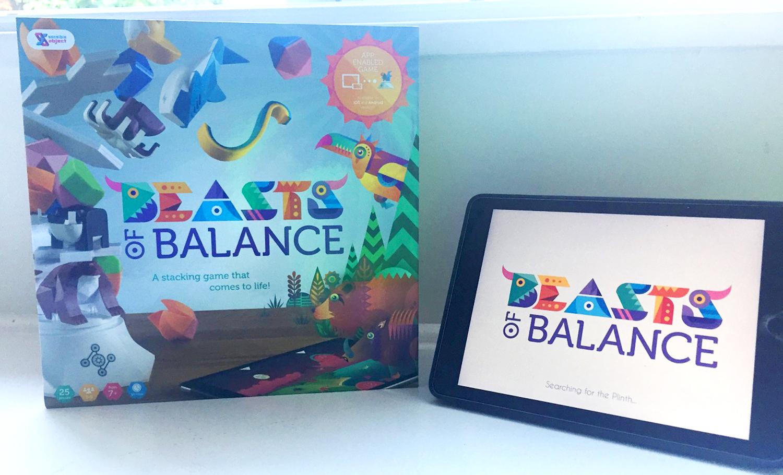 Jeu de société - Beasts of Balance
