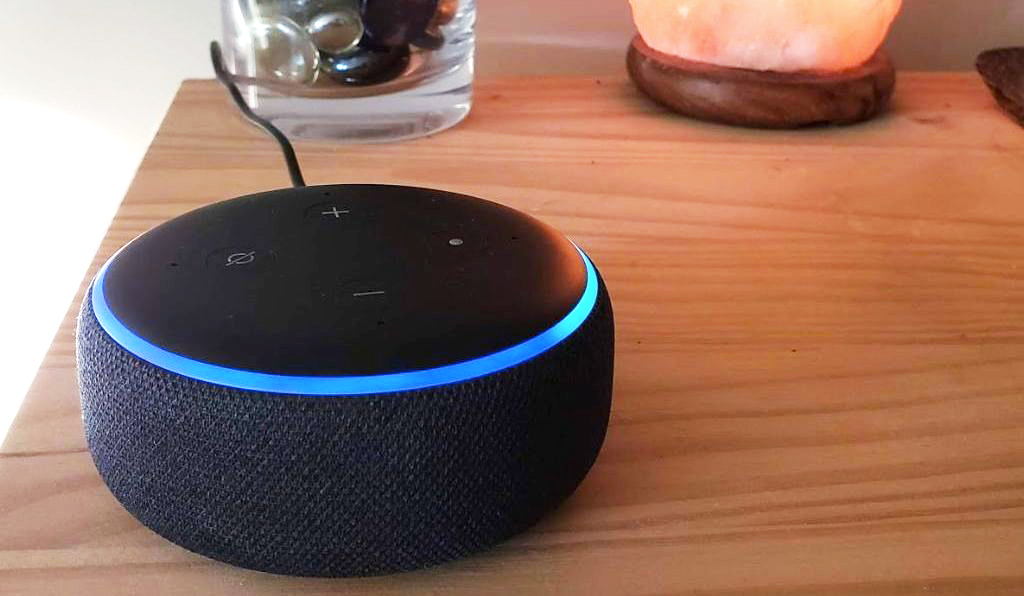 D'amazon Avec De Best Alexa Buy L'echo Génération Dot 3e Test Blogue rdhQCst