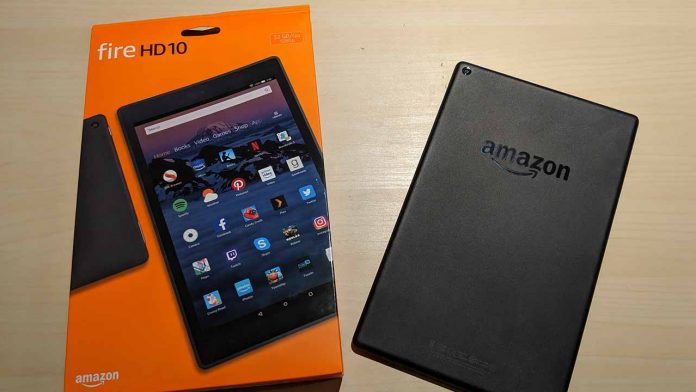 Amazon Fire HD10