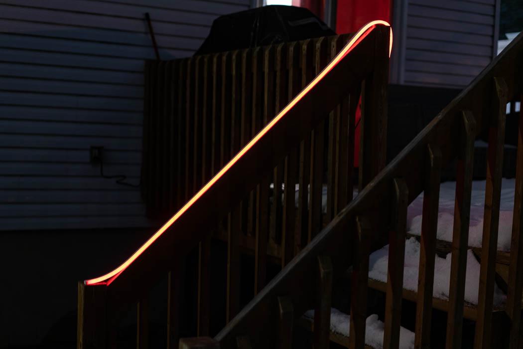 bande lumineuse intelligente Hue de Philips - extérieur