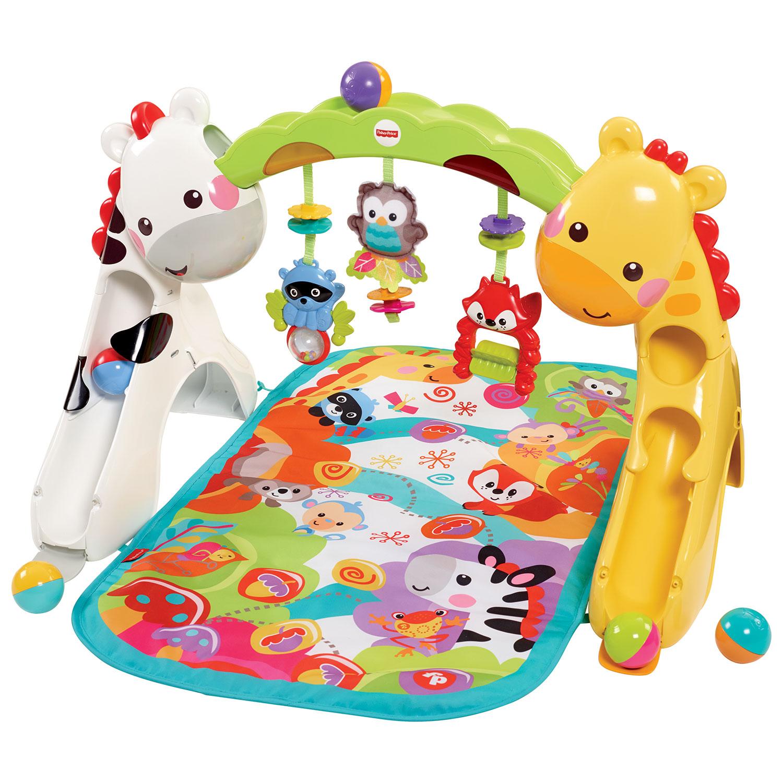 Tapis d'activité pour nouveau-nés et tout-petits de Fisher-Price