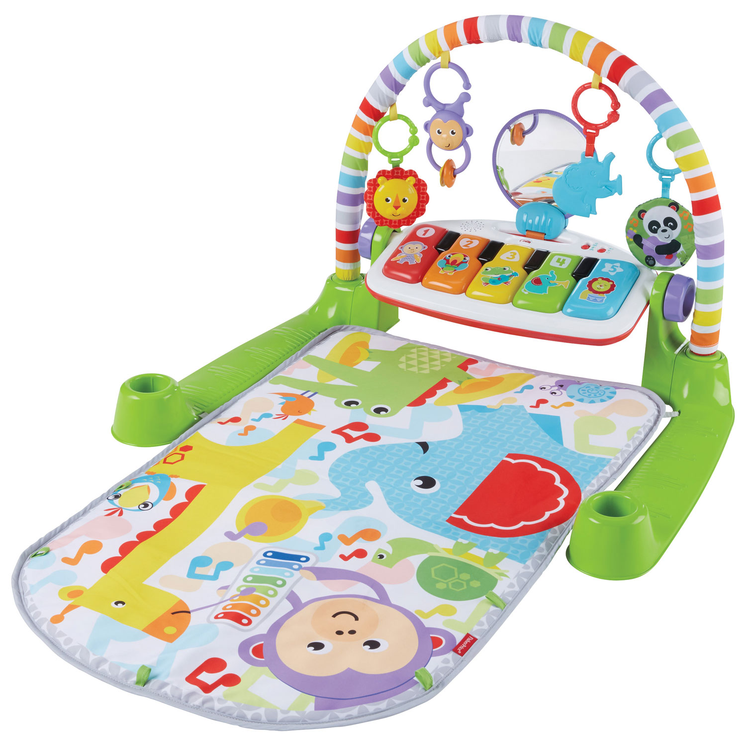 Tapis piano de luxe de Fisher-Price