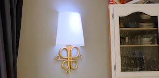 Lanternes murales intelligentes