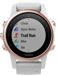 montre gps intelligente