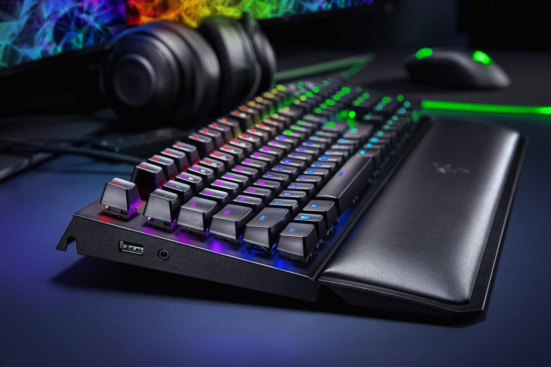 clavier de jeu