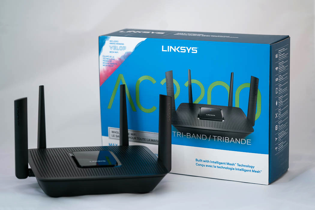 routeur sans fil LinkSys MR8300