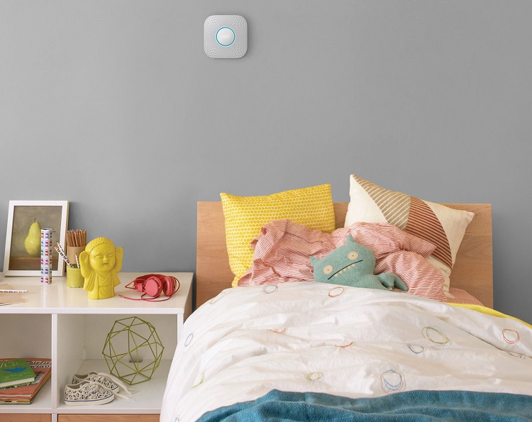 Nest Protect voyage
