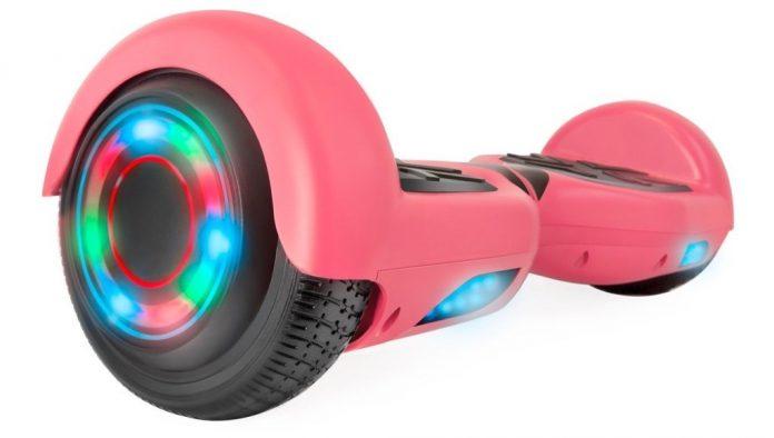 évaluation de la hoverboard (ou planche gyroscopique) de XPRIT