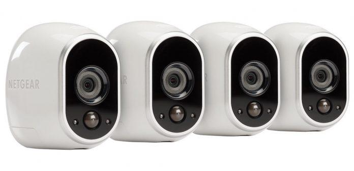 caméras de surveillance intelligentes