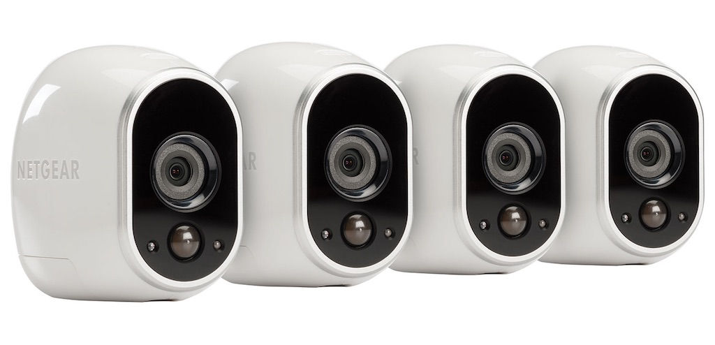 caméras de surveillance intelligentes - arlo