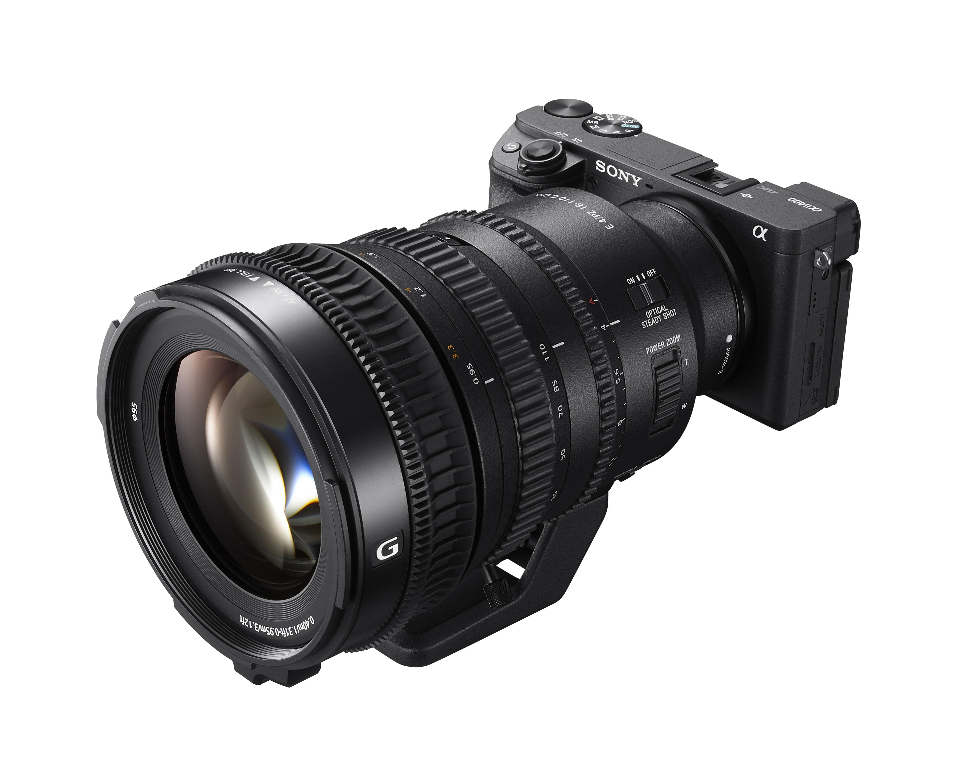 α6400 de Sony